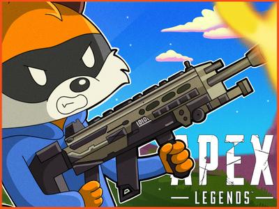 Fox with Longbow
