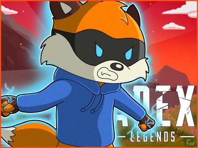 Fox as Wraith