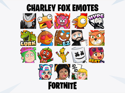 Fortnite Twitch Emotes
