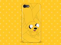 Jake iPhone Case