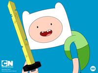Finn the Human!