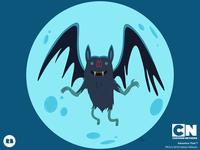 Marceline the Vampire Queen (Bat Form)