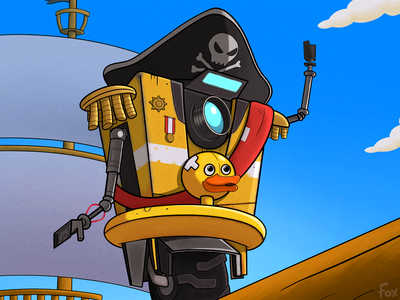 Ahoy, Minion!