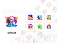 game-Medal design