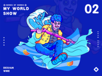 my world-02 show