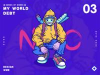 my world-03 debt