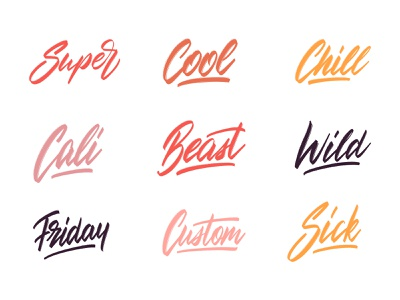 Lettering logotypes sketches label handlettering super apparel sketch packaging clothing fashion mark script typography type brush design branding hand lettering logotype logo calligraphy lettering