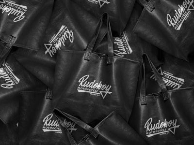 Lettering logo for Motorcycle supply co label bike leather streetwear identity apparel packaging clothing fashion mark script typography type brush design branding hand lettering logotype logo lettering