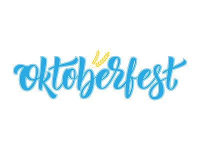 Oktoberfest logo concept