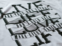 Live Life Love Life Tee