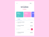 revenues-expenses app