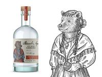 New flavor for Tiny Bear Distillery - Old Gypsy