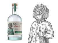 New flavor for Tiny Bear Distillery - Experimental