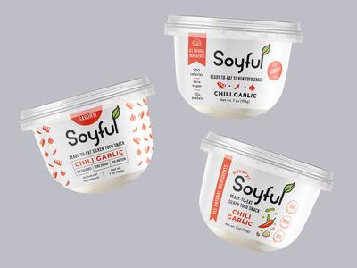 Concepts for tofu label design 1