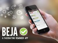 Beja Reminder App