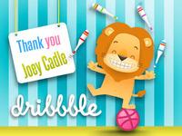 Thank you Joey!