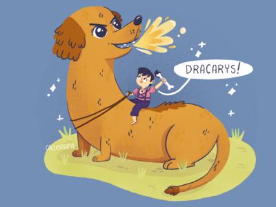Dracarys Maya!