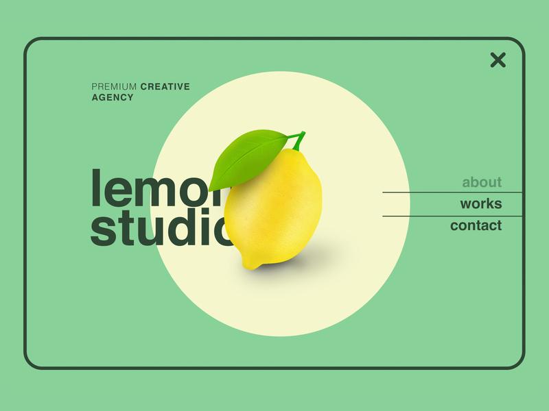 Lemon Studio - UI & Illustration