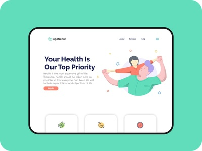 health insurance - home page