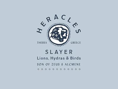 Heracles pt.2 lion mythology greek greece hercules heracles