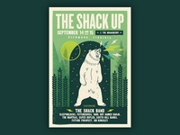 The Shack Up Poster