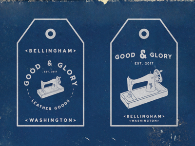 Good & Glory Tags