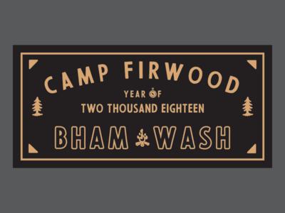 Camp Firwood Tag 2018
