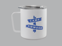 Camp Firwood Camper Mug