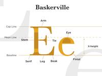 Baskerville Ee