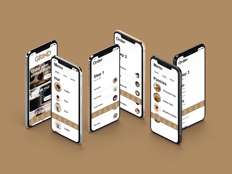 The Grind Mobile App