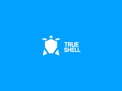True Shell Logo Comps