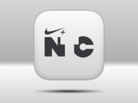 Nike Training Club App Icon