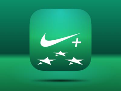 Nike Plus Training App Icon