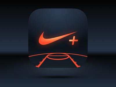 Nike Basketball App Icon
