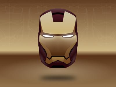 Iron Man Helmet