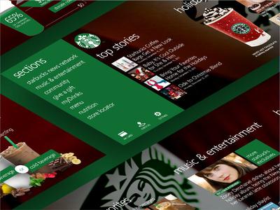 Starbucks App for Nokia