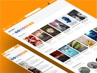 Wattpad Tags Page Redesign