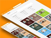 Wattpad Search Redesign