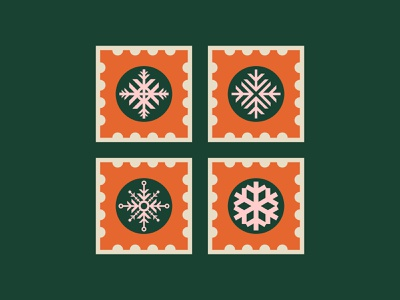 Stamp 04 christmas card badge vector digital illustration illustration december star christmas holiday winterfell snow winter snowflake travel stamp stamp design stamp