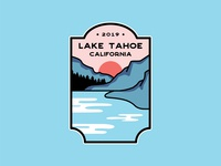 Tahoe Badge