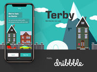 Terby - Taxi App