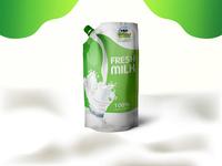 Liquid Milk Pack Level Design
