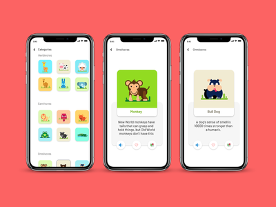 Kids E Learning App