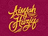 Aisyah & Haziq