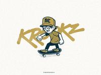 Krookz® KL Skateboarding