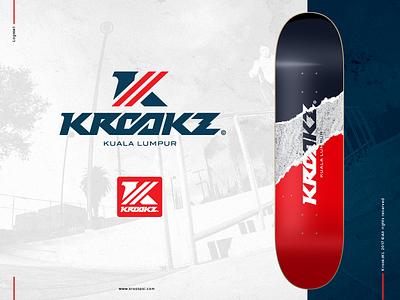 Krookz® Kuala Lumpur malaysia kuala lumpur skateshop skateboarding branding logo