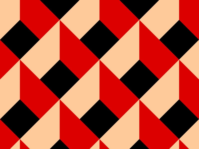 Pattern geometric vector 2d swiss pattern paper minimal background shape geometric flat design