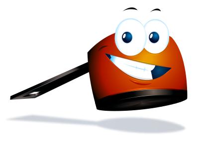 Casserole icon logo