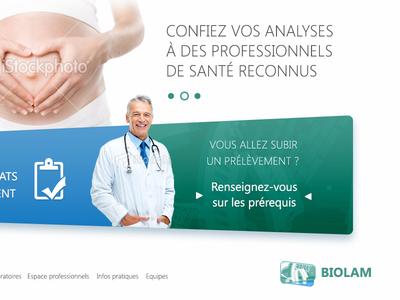 Biological laboratory green blue doctor segoe ui light light
