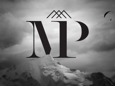 MP monogram logo